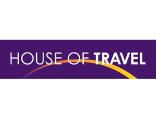 House of Travel logo