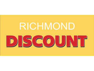 Richmond Discount logo