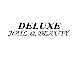 Deluxe Nails & Beauty logo